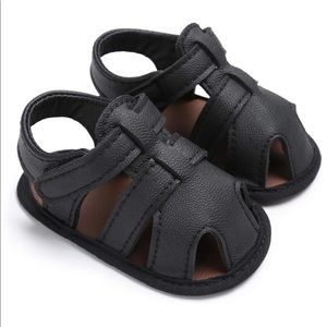 Other - Baby Summer Sandals T-tied Soft Crib Shoes